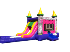 Princess Combo Water Slide