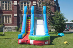 15foot retro Dry Slide