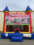 Alabama Football Bounce House