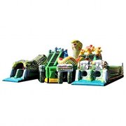 Lost Jungle King Cobra Obstacle Course