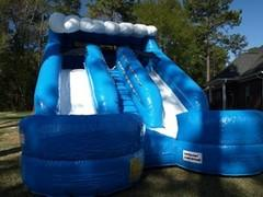 15 Foot Wave Water Slide