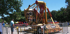 Pirates Revenge Carnival Ride