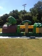 Alligator Alley Obstacle Course