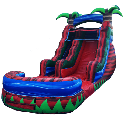 15ft ruby crush water slide