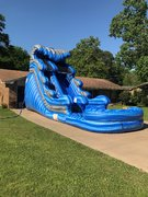 18ft tidal wave water slide