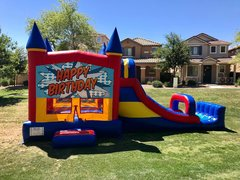 Bounce Houses & Wet/Dry Combos