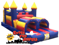20ft Obstacle Castle