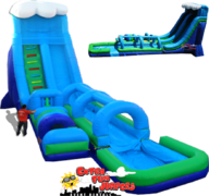 27ft Monster Drop Wave Slip and Slide  700,702 & 703