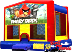Angry Birds Bouncer