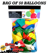 Bag of 50 Balloons