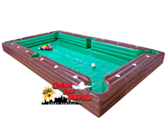 Soccer Billiard Game  456