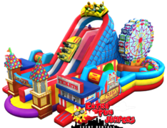 Carnival Obstacle Course - 634,635&636