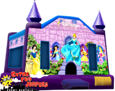 Disney Princess Castle 13x13  106