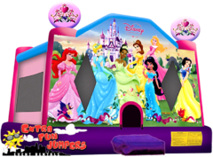 Disney Princess Jump  108 or 109