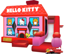 Extra Large Hello Kitty Combo  217