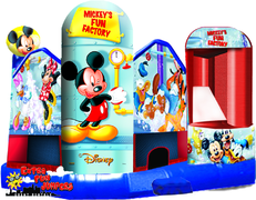 Mickey Mouse 3D 5 in 1 Combo  200