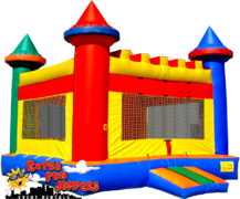 Multicolor Castle 130 or 131