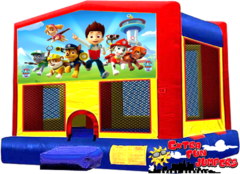 Paw Patrol Bouncer