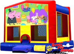 Peppa the Pig Bouncer