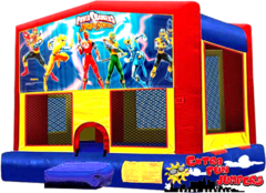 Power Rangers Bouncer