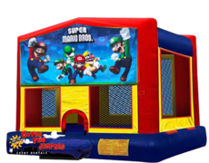 Super Mario Bros Bouncer