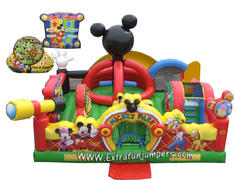 Toddler Mickey Learning Club  300