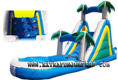Tropical Water Slide 505