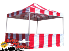 8x8 Carnival Canopy -
