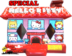 Hello Kitty Jump  117 or 118