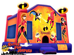 The Incredibles Jump -