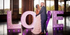 4FT MARQUEE LETTERS