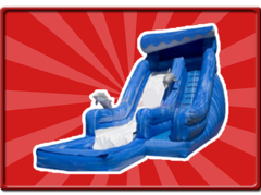 Wet/Dry Slides and Bouncers
