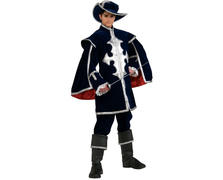 Musketeer Adult Costume (#2, 3, 4)