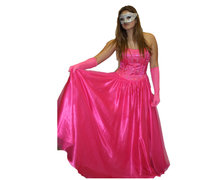 Pink Masquerade Gown (146)