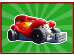 Enormous Hot Rod Slide