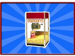 Popcorn Machine - Large