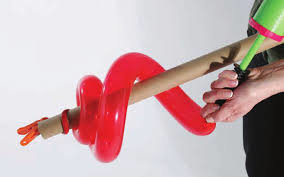 Latex Curly Twist Balloon