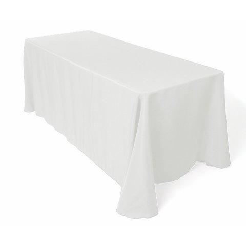 White Table Linen