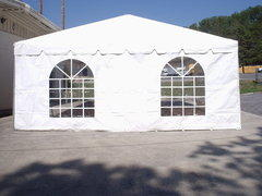 20x20 Frame Tent Side Walls