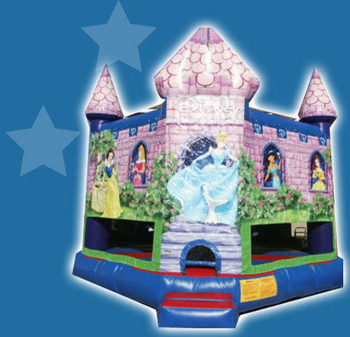 Disney Princess Club House