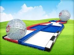 Zorb Balls Cross Collision