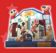 Mickey mouse fun factory