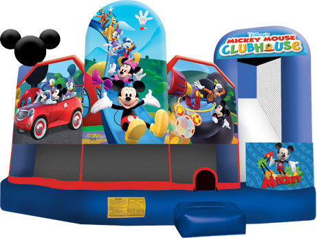 mickey mouse park combo 5 in one