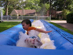 30' Long Slip & Slide
