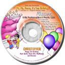 Hooray It is Your Birthday Personalized CD