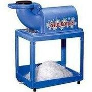 A SnoCone Machine