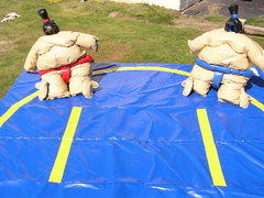 New Sumo Suits with Mat