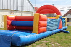 39 foot Obstacle Course