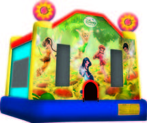 Tinkerbell & Friends Bounce House