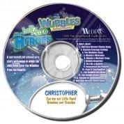 The Wubbles Personalized CD